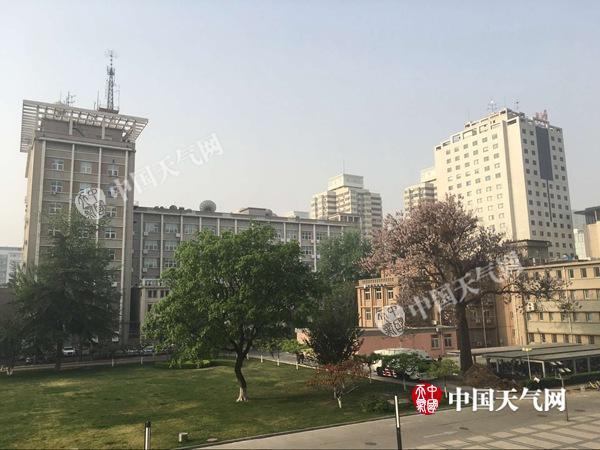 北京今天午后北风渐起阵风5级 能见度将好转