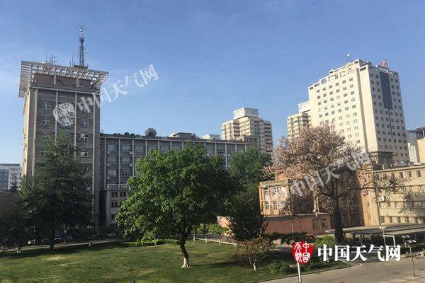 谷雨节气北京天气晴好 气温回升至22℃