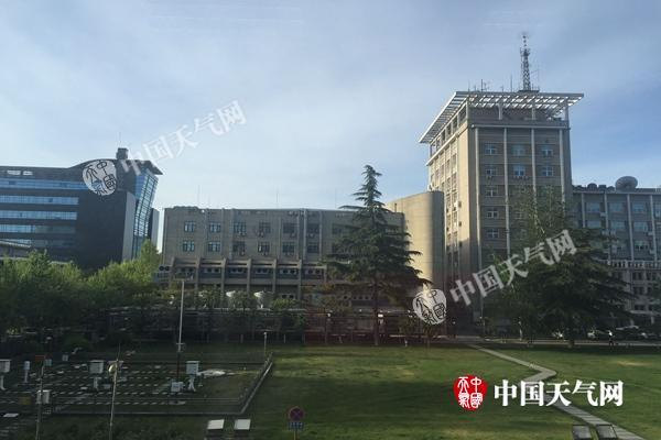 今天北京最高气温24℃春意浓 下周弱冷空气频繁