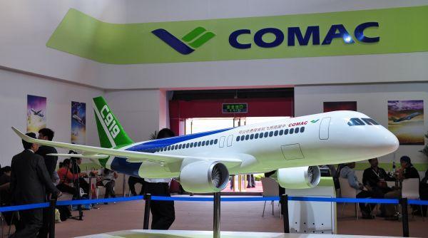 中国单通道飞机市场 c919或与波音空客三足鼎立