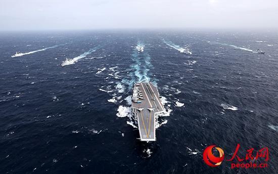 专家:中国航母未来应该向大吨位核动力方向发展