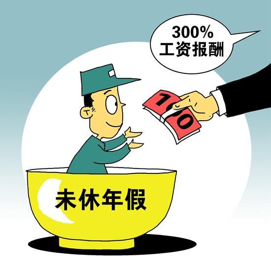 调查:64.9%受访者称单位规定带薪年假过期清零