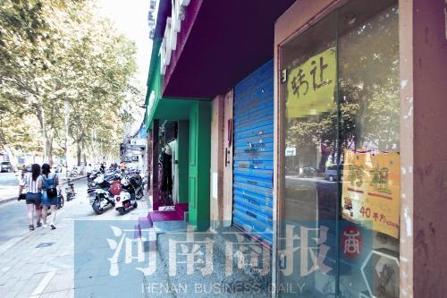 郑州一电动车市场商铺转让费下跌九成,啥原因