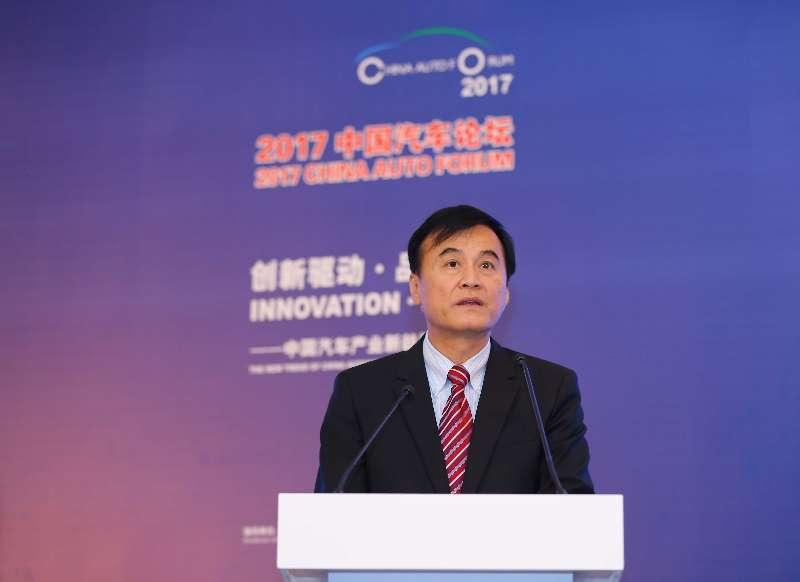 江淮董事长安进:直面行业新挑战 自主品牌突围向上