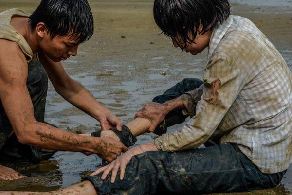 励志巨作《20:16》曝光剧照,刘松仁吴俊余颠覆形象