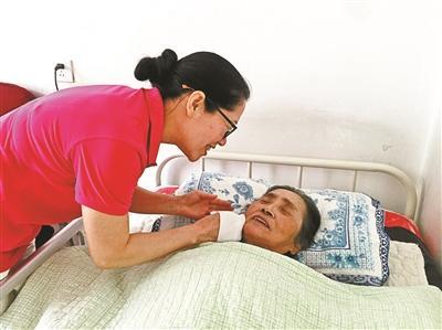 养老机构细致规定用毛巾 噎食预案挽救多位老人