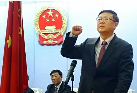 陈吉宁任北京市代市长 新任市委书记蔡奇作推荐说明