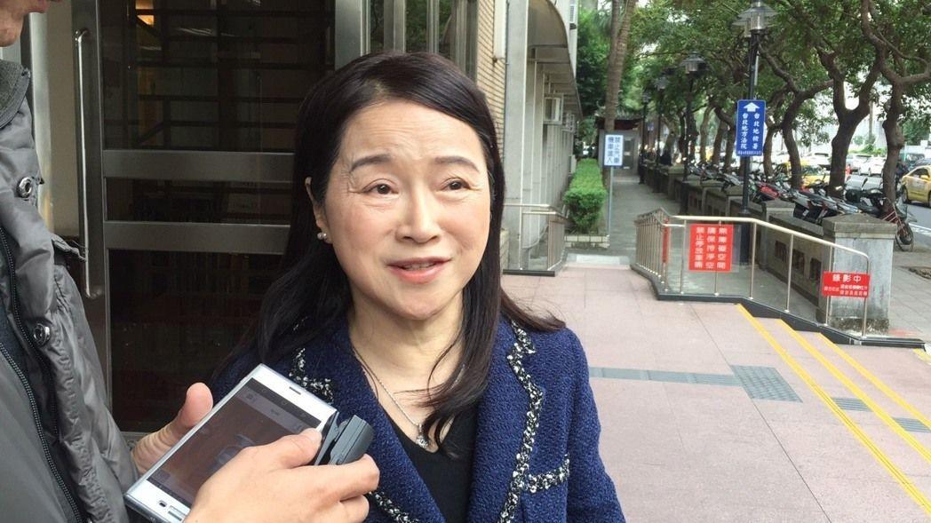 周玉蔻诽谤马英九被判拘役50天 端午后执行