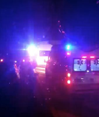 山东G3京台高速发生大货车追尾事故 现场有人员受伤