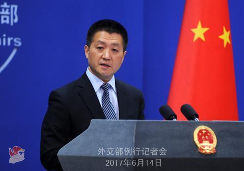 外交部:中巴建交是顺应大势、合乎民心的正确抉...