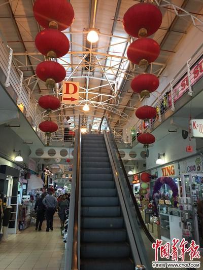 「漂」在地球的另一端:南非中國商城的故事