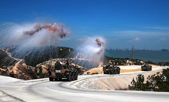 驻香港部队进驻20年:没有发生任何政治性问题