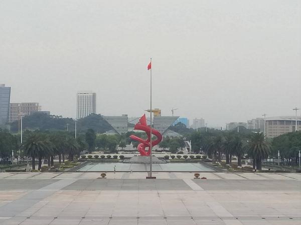 海外网走进东莞:见证经济腾飞感受文明之都
