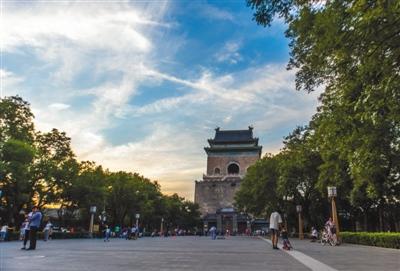 北京推进中轴线申遗市属公园将修缮约6000间古建