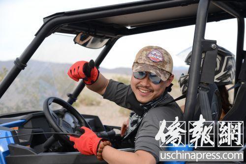 美国侨报:谁说不爱冒险?华裔越野分队玩转死亡谷