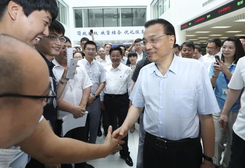 总理考察辽宁说的这些话 不光让辽宁受益