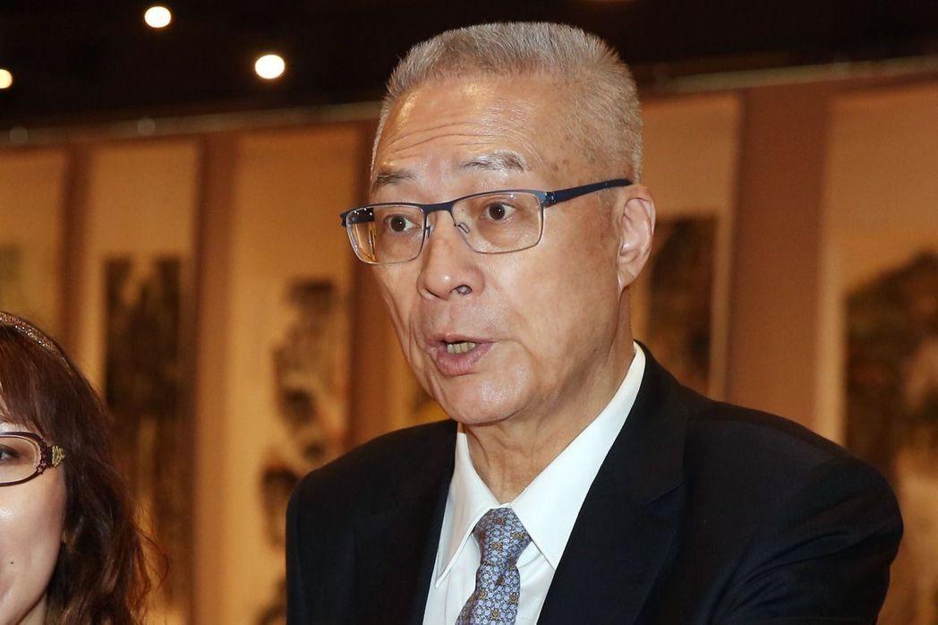 吴敦义人事布局第二发 林德福出任国民党政策会执行长