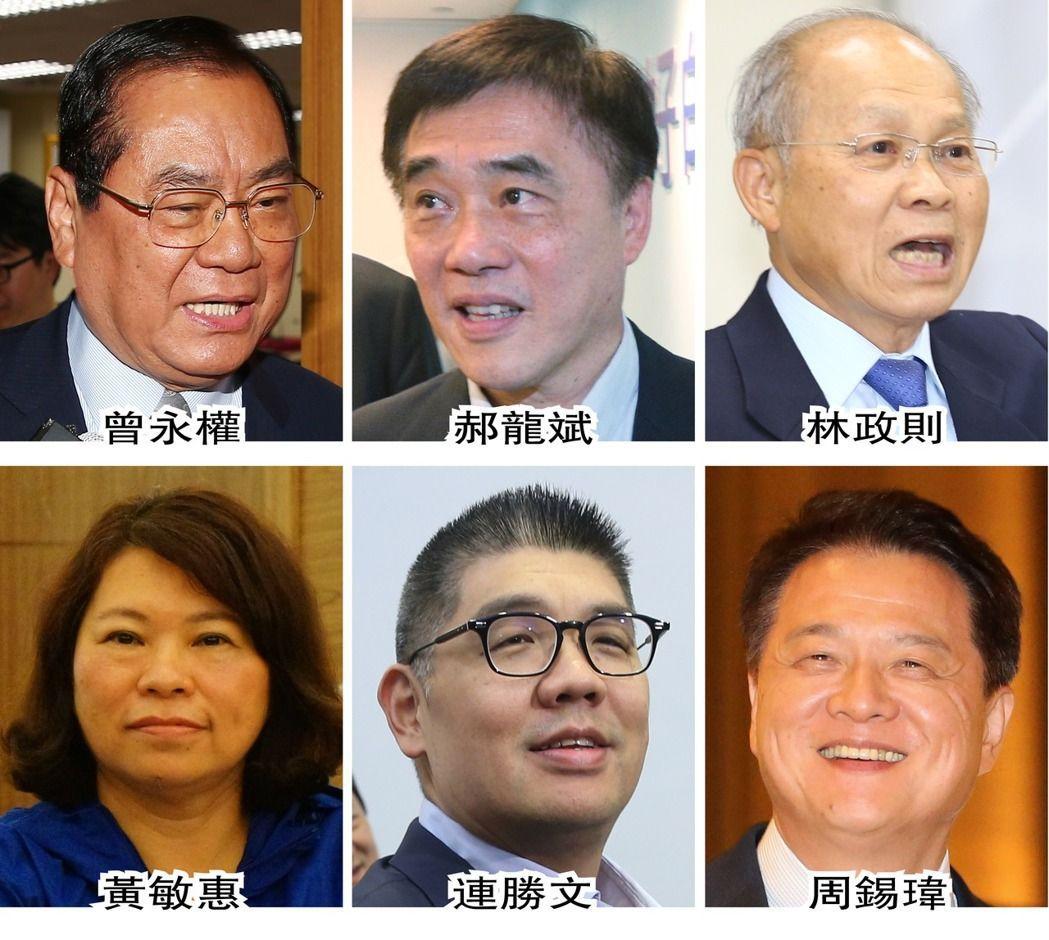 国民党中央人事备受关注 看吴敦义如何布局