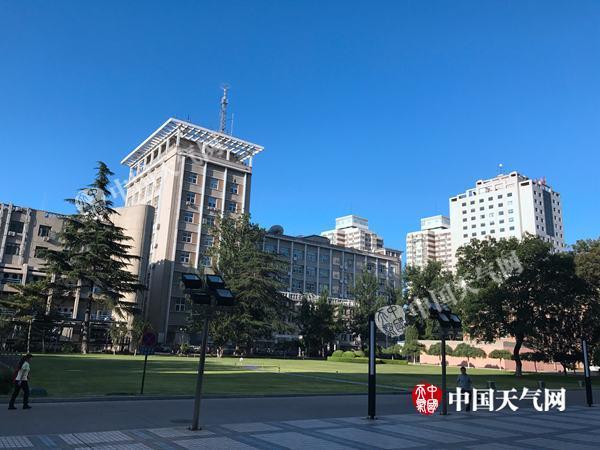 """""""三伏天""""将至 本周北京迎持续高温闷热天气"""