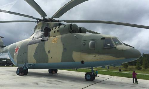中俄合研重型直升机技术问题解决中国负责设计制造