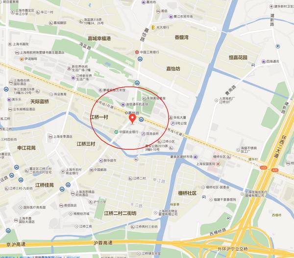 上海华江路附近一楼房倒塌