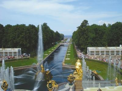 喷泉的起源:古代欧洲喷泉是用来提供饮用水的