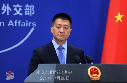 日本政府称将追加对朝鲜单边制裁 外交部:决不接受