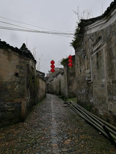 凝固的传统中国---江西流坑村