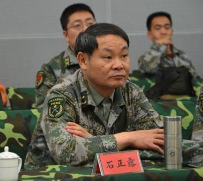 原54军军长石正露任北部战区副司令员兼参谋长