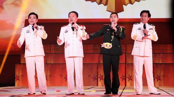 《星光大道》携手消防官兵庆祝建军九十周年