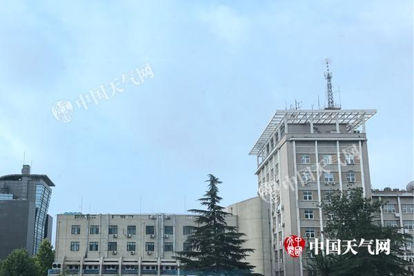 北京今天傍晚起有中雨局地暴雨 或影响晚高峰
