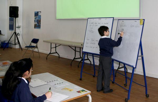 英国改用中国数学教科书 美媒:西方教育向东看