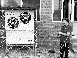 """北京700村庄今年""""煤改清洁能源"""""""