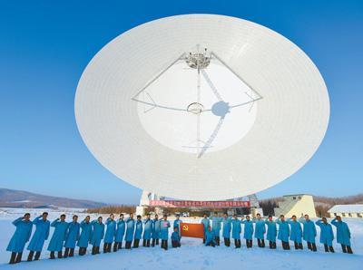 """让10多颗重大故障卫星起死回生 走进""""太空救险队"""""""