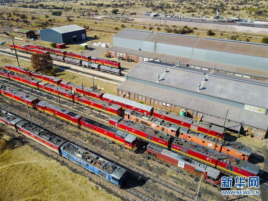 (国际・厦门会晤)(1)金砖合作机制为轨 中国机车开到南非