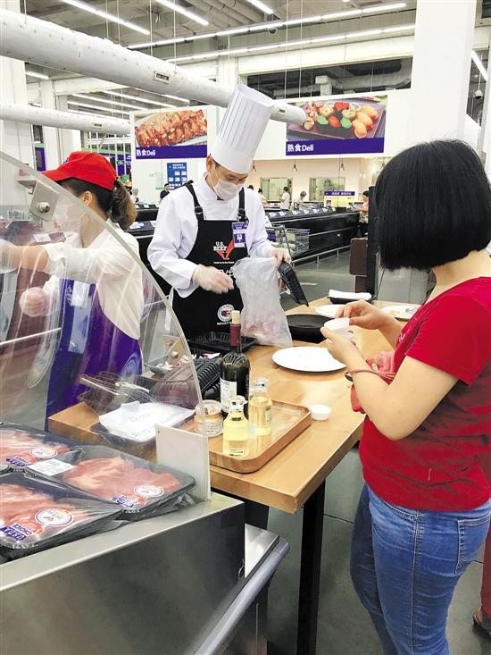 美国牛肉密集上市会动谁的奶酪?