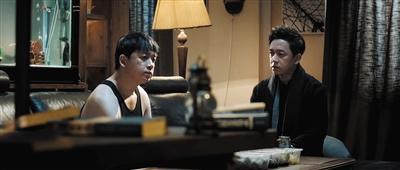 潘粤明演《白夜追凶》自说自话两礼拜