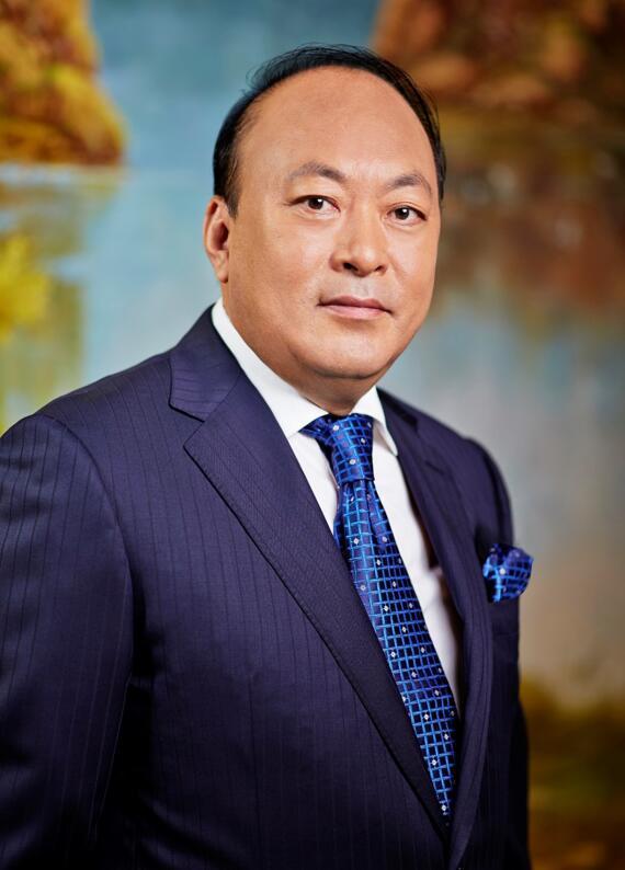 """天狮集团荣获""""2017中华品牌博览会金奖"""""""