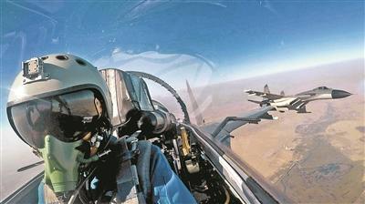 中巴空军联合训练呈现三大亮点 合作深度广度空前