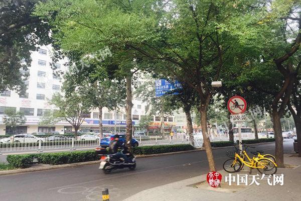 北京国庆当天适宜出游 2日气温直降7℃