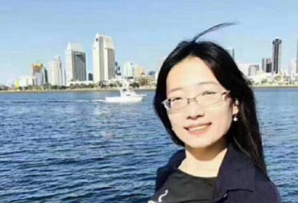 在美失联中国女留学生新进展:校方确认其已离世