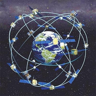 日媒:中日导航卫星比拼广度精度 日本有一优势