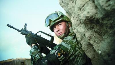 电影《战神诀》开机 首次取景朱日和训练基地