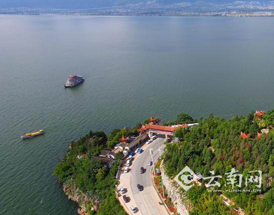 部分游船检修达标 云南洱海游船今起恢复运营