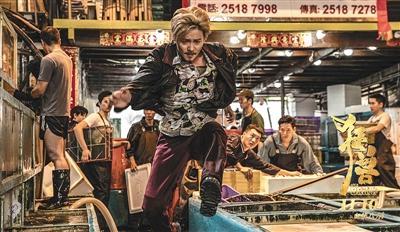 评论:《狂兽》华语动作片困兽之态