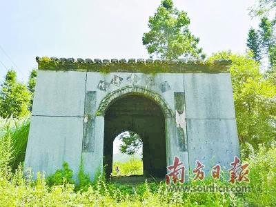 重要发现!广东河源惊现约百公里古道
