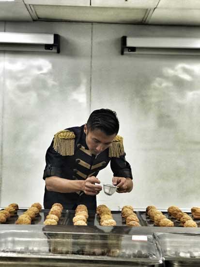 谢霆锋将现身厨界奥斯卡 现场创作主题菜品