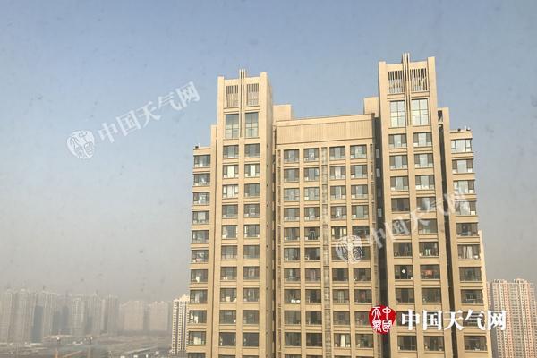 黄淮江淮雾增多 内蒙古东北局地降幅超8℃
