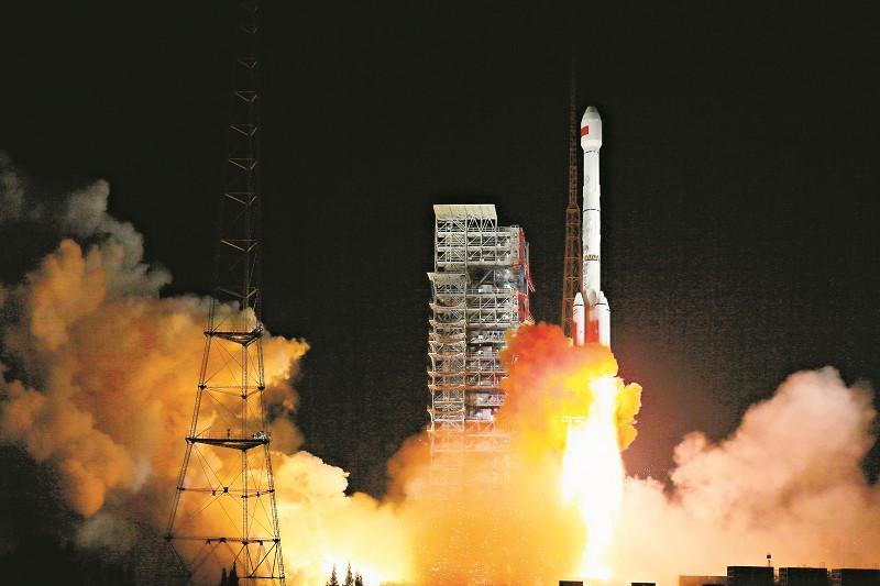 中国航天商业化进程提速 未来将迎黄金十年