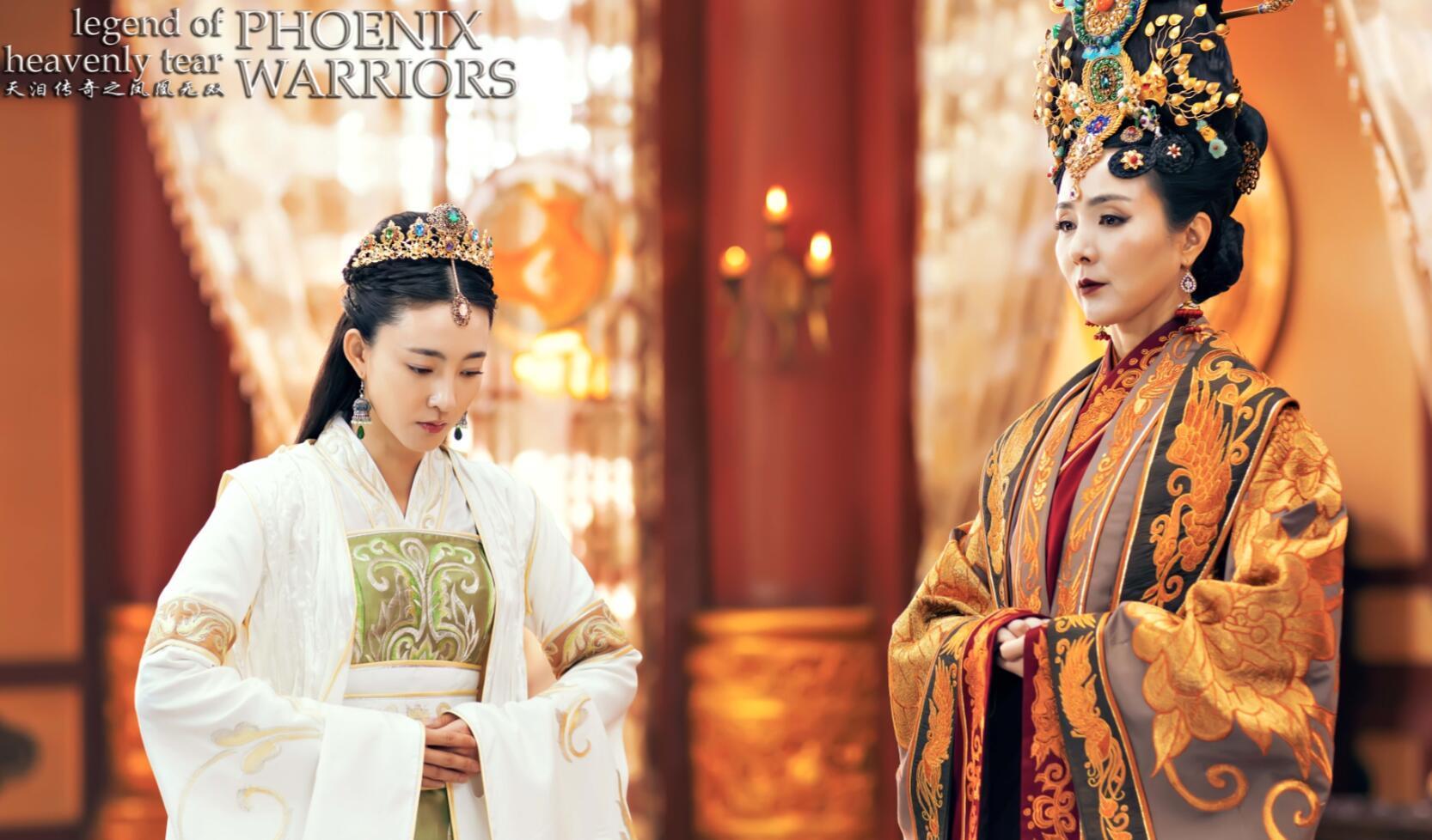 《凤凰无双》收官 王丽坤郑元畅结局虐心惠惠惠优站